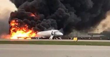 Pilot obviněn ze smrtelné ruské havárie Superjet, při které zahynulo 41 lidí