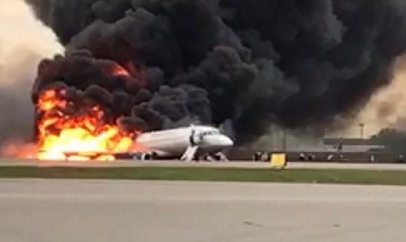Lentäjä syytti tappavassa Venäjän Superjet-onnettomuudessa, jossa kuoli 41 ihmistä