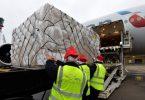 شادی کریسمس انگلیس از طریق فرودگاه هیترو به دنیا ارسال شد