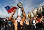 شورش ها خسارات زیادی به جهانگردی شیلی وارد کرده است