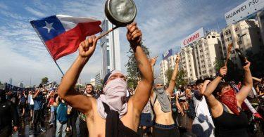 Die Unruhen haben den chilenischen Tourismus stark belastet