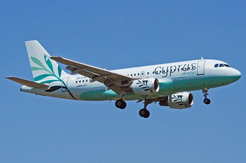 Nandefa sidina vaovao avy any Roma mankany Larnaca i Sipra Airways