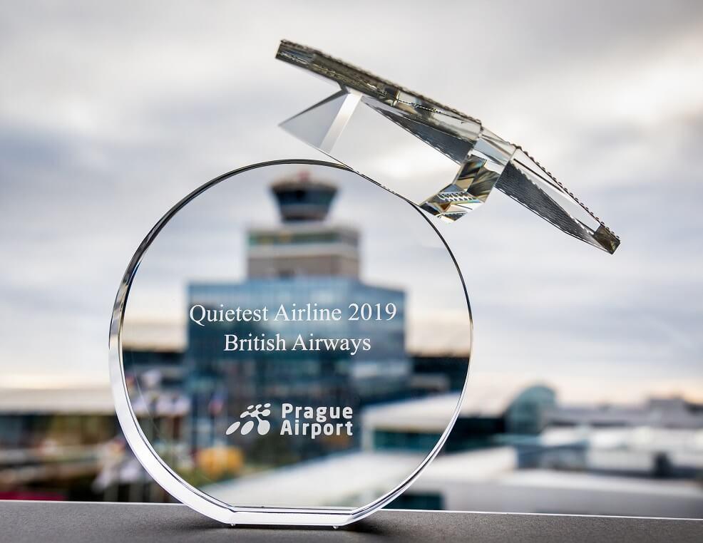 Prága a British Airways-t a LEGKISEBB LÉGIGÁLLÍTÓnak nevezi