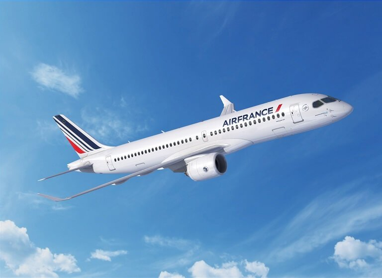 Air France-KLM Group commande 60 Airbus A220-300