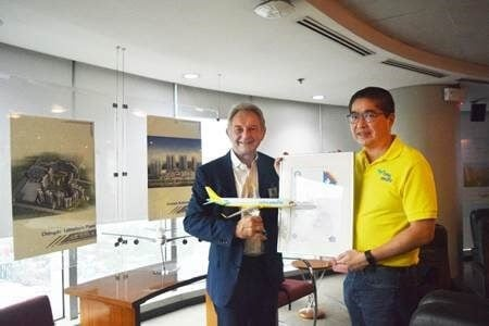 Filippinernes Cebu Pacific Air slutter sig til International Air Transport Association