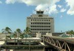 کارگران فرودگاه بین المللی هونولولو اعتصاب می کنند