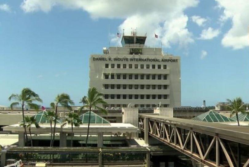 Honolulu International Airport workers go on strike