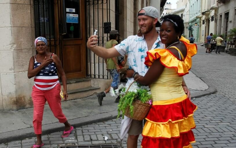 Americani chì ùn venenu: Cuba ùn riesce micca à soddisfà i scopi turistici in 2019