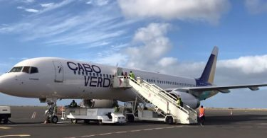 "Cabo Verde Airlines receives third ""Fontainhas"" aircraft"