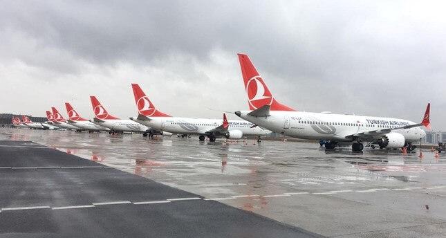 Turkish Airlines levará Boeing a tribunal por perdas de 737 MAX