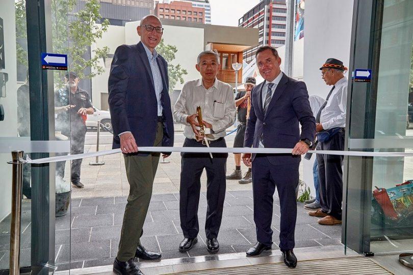 اولین هتل Novotel در پرت ، استرالیا آغاز به کار کرد