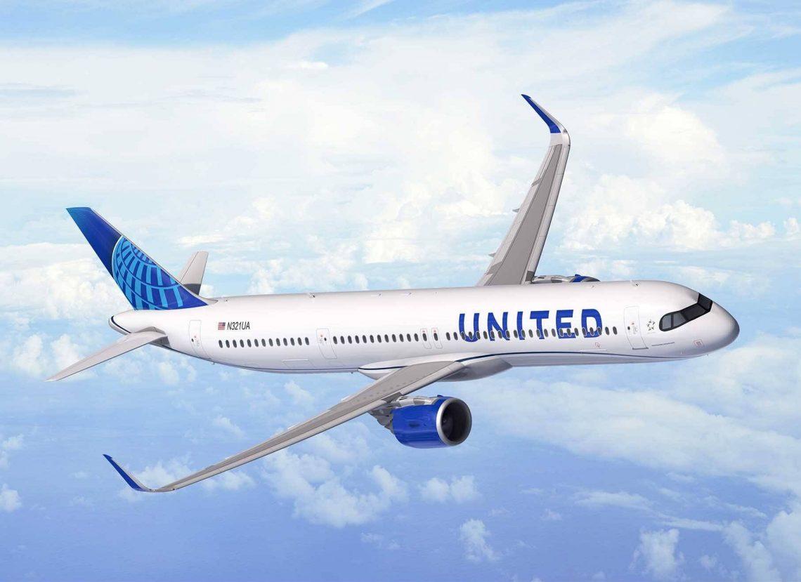 यूनाइटेड एयरलाइंस: 50 नए एयरबस A321XLR जेट्स के साथ ट्रान्साटलांटिक मार्ग विस्तार की योजना है