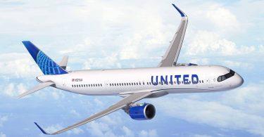 United Airlines: la expansión de la ruta transatlántica planeada con 50 nuevos aviones Airbus A321XLR
