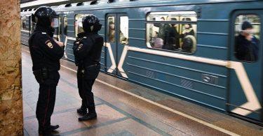Un appel anonyme déclenche une alerte à la bombe dans le métro de Moscou