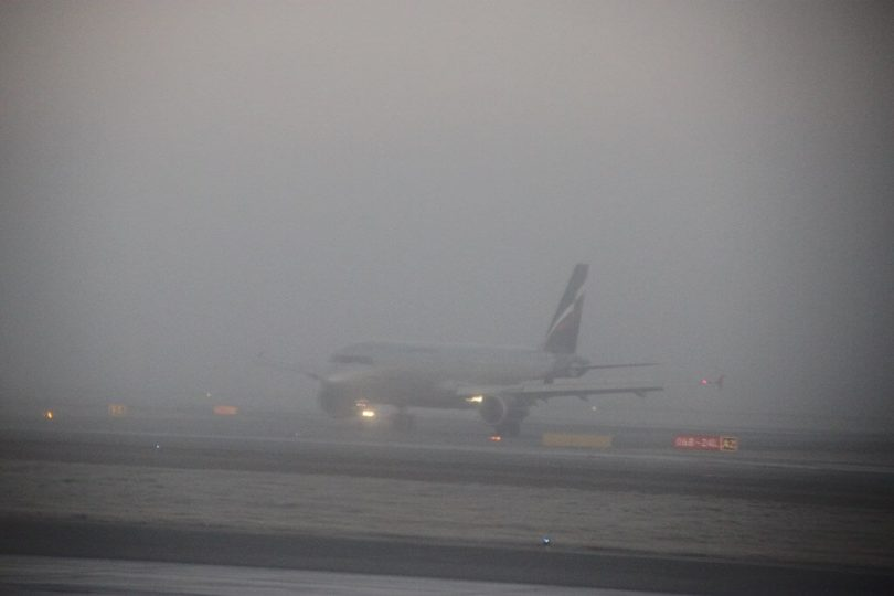 Bad weather grounds more than 40 flights at Moscow airports