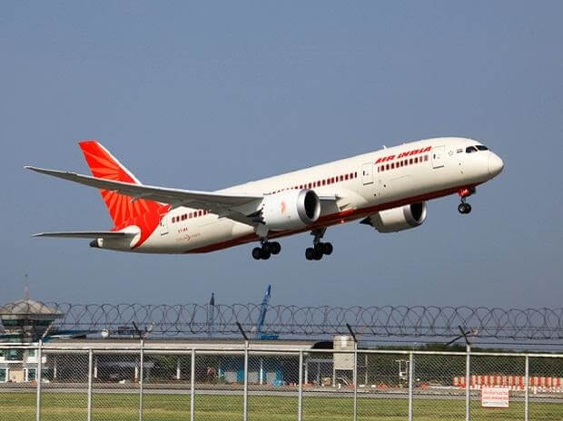 Air India lancerer Mumbai-London Stansted-service