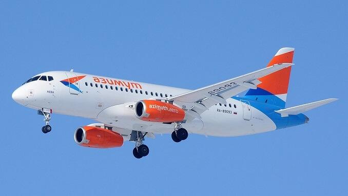 Ռուսական «Ազիմութ» ավիաընկերությունը թռիչքներ է սկսում Մյունխենից դեպի Կրասնոդար, Ռուսաստան