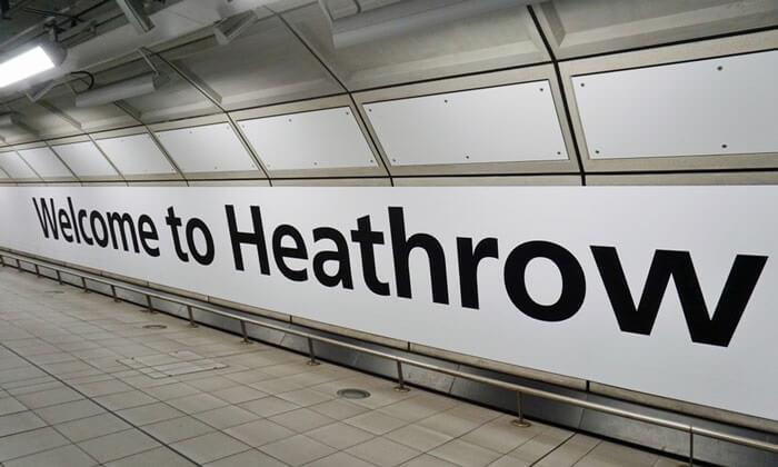 مطار هيثرو: خطة 2020 ستعني أسعارًا أقل لركاب شركات الطيران