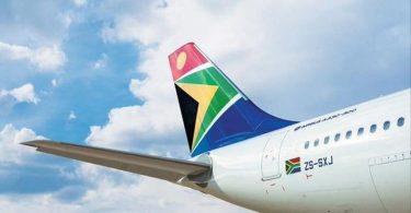 სამხრეთ აფრიკის ავიახაზები დარეგისტრირდნენ ველური ბუნების დასაცავად