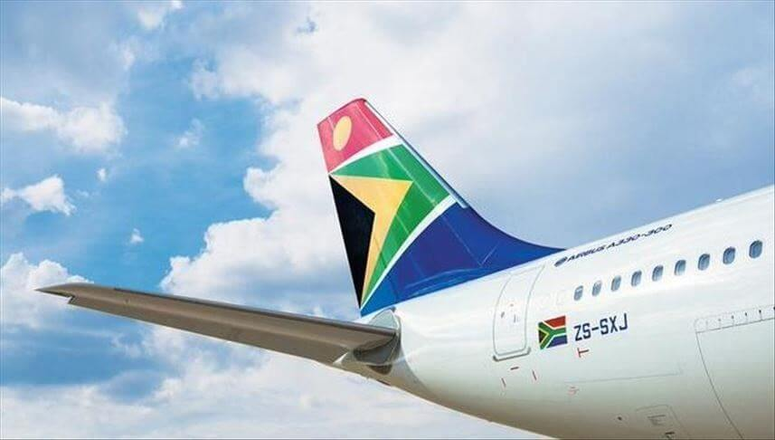 South African Airways: Travel options due to COVID-19 coronavirus
