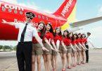 Vietjet lanza voos de Taipei, Singapur e Hong Kong desde Da Nang