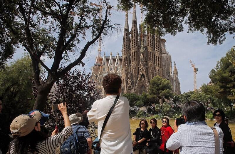 Barcelone augmentera la taxe de séjour en 2020