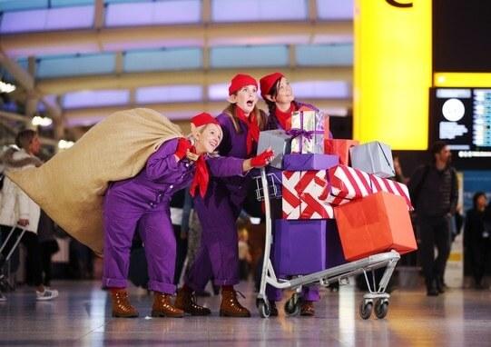 Heathrow révèle les principales questions festives auxquelles chaque parent devrait se préparer à Noël
