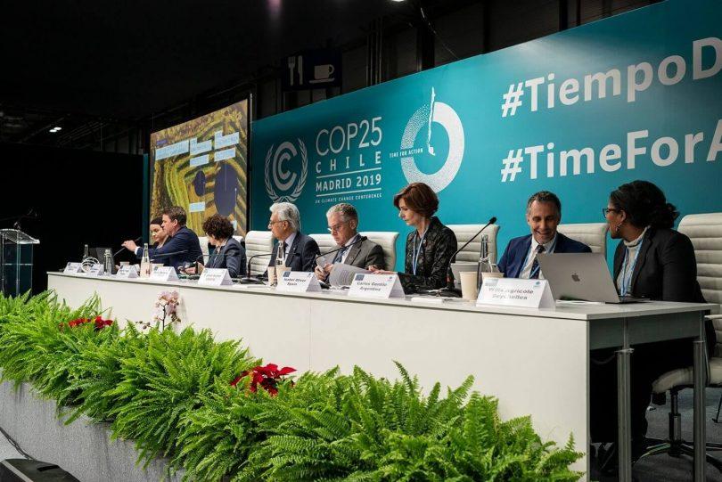 OMT: Las emisiones de carbono del turismo medidas en un informe presentado en la COP25