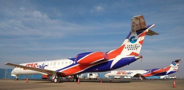 Star Air letí do Indore