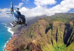 Tour helicopter missing off Kauai, Hawaii, seven people feared dead