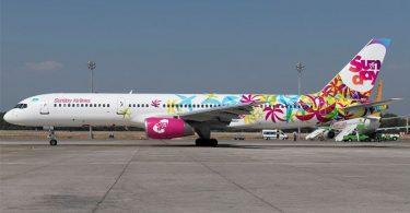 Sunday Airlines lansira Sanyu u Kini s aerodroma u Budimpešti