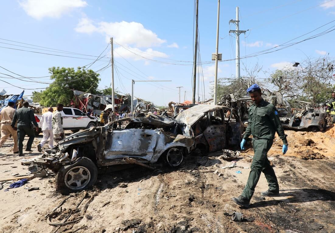 76 people killed in Mogadishu terror attack