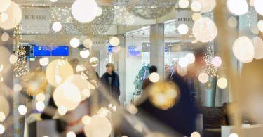 Jul i Frankfurt Lufthavn: Gavekort, shopping, spisning og meget mere