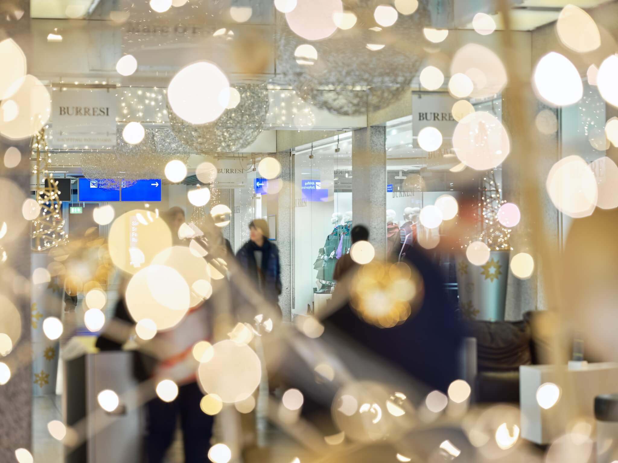Christmas at Frankfurt Airport: Gift cards, shopping, dining and much more