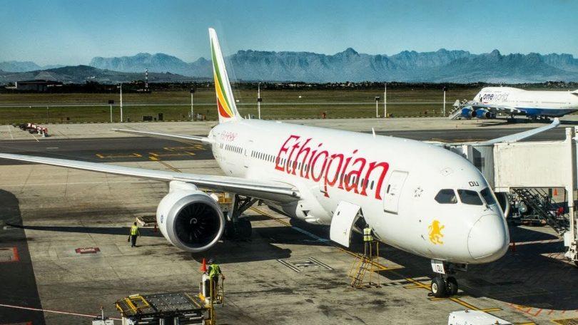 Boeing se spojil s Ethiopian Airlines, aby pomohl potřebným