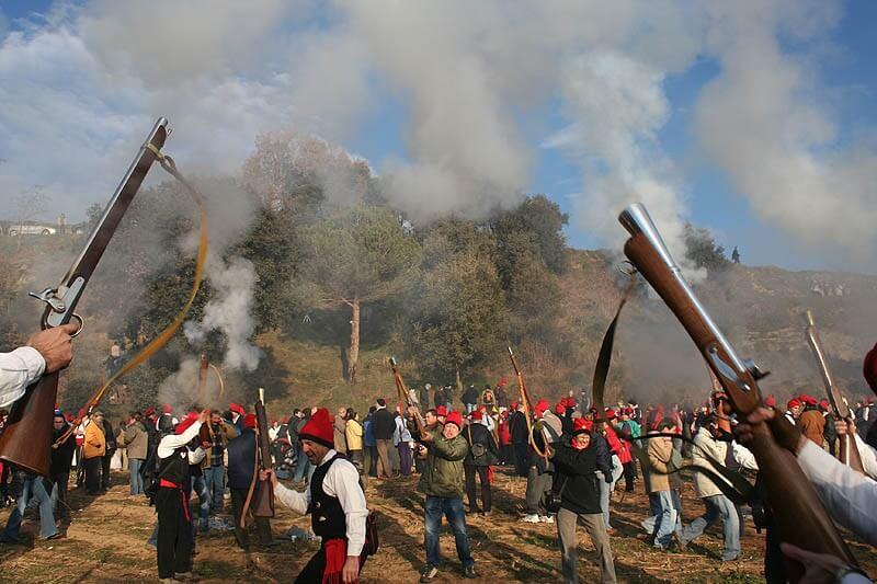 14 people wounded in Festa Del Pi festival explosion in Catalonia