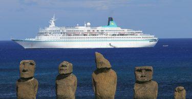Posvećena, božanska i neobjašnjiva mjesta za posjet brodom za krstarenje