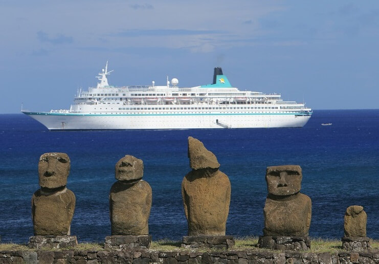 Consecrated, divine and inexplicable sites to visit via cruise ship