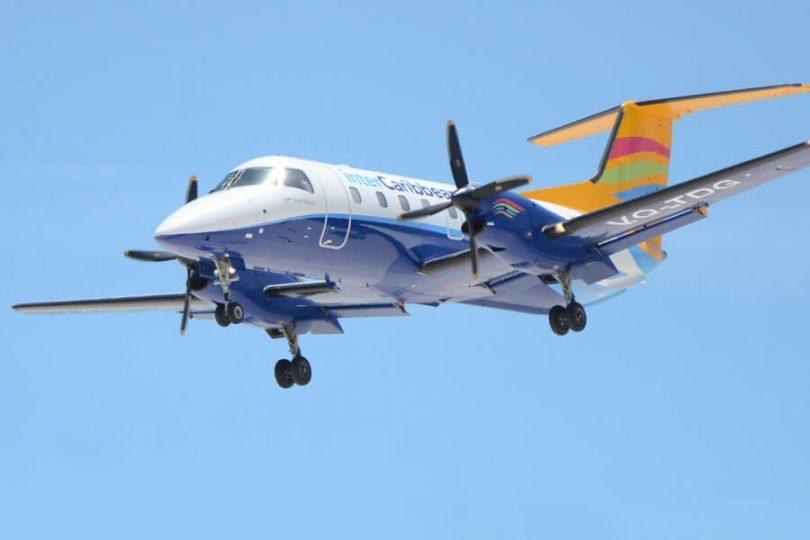 InterCaribbean Airways lanza nuevo vuelo de Punta Cana a Tortola