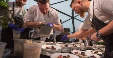 Canadas Great Kitchen Party: Topkokke til at gå head to head i Ottawa