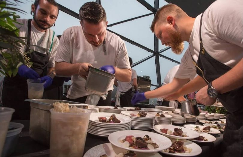 Canada's Great Kitchen Party: Top chefs to go head to head in Ottawa