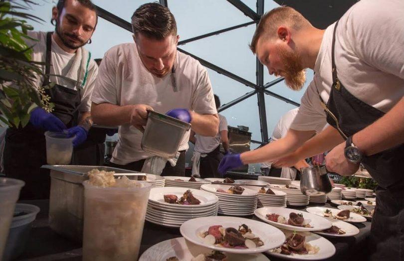 Kanadská skvělá kuchyňská párty: Špičkoví kuchaři, kteří se vydávají přímo v Ottawě