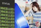 Hvilke flyselskaber afviser de fleste erstatningskrav?