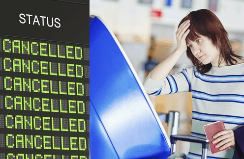 Which airlines reject the most compensation claims?