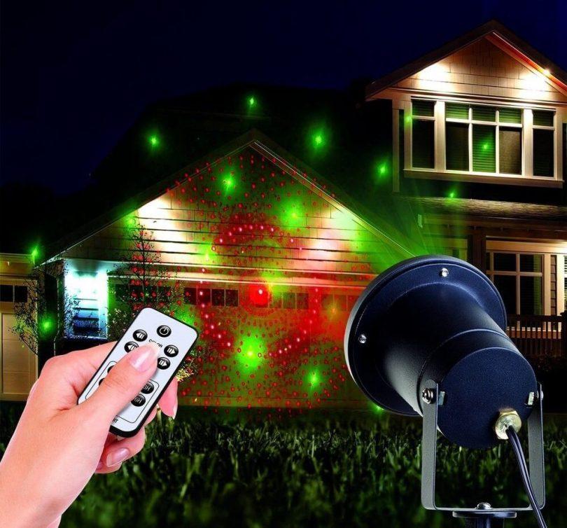 FAA: تعطیلات یا نه - نمایش نور لیزر را به سمت آسمان هدف قرار ندهید