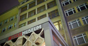 Nur wenige Tage nach dem Dresdner Schmuckraub trafen Räuber das Berliner Stasi-Museum