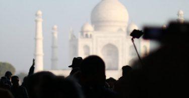 Los turistas de Agra ahora tienen que pagar más para ver el icónico Taj Mahal