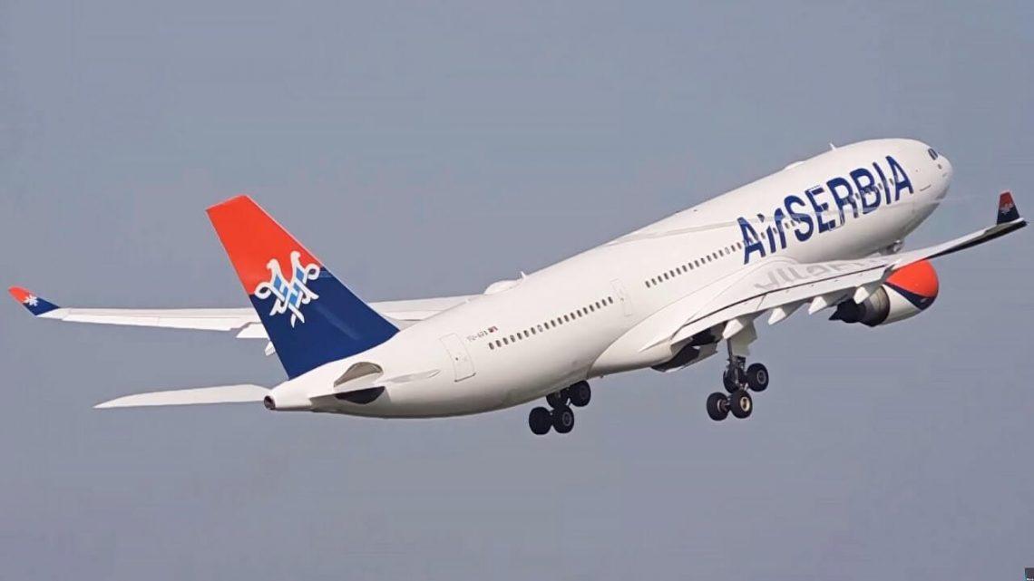 Air Serbia khởi động lại các chuyến bay Istanbul-Belgrade vào ngày 11 tháng XNUMX