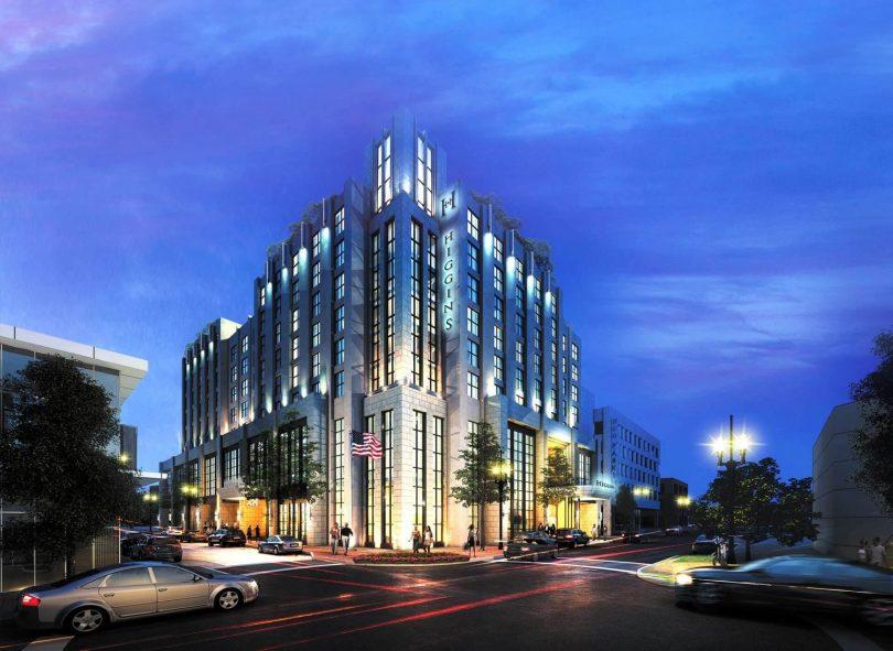 هتل و مرکز کنفرانس هیگینز مدیر کل و مدیر فروش را معرفی می کند