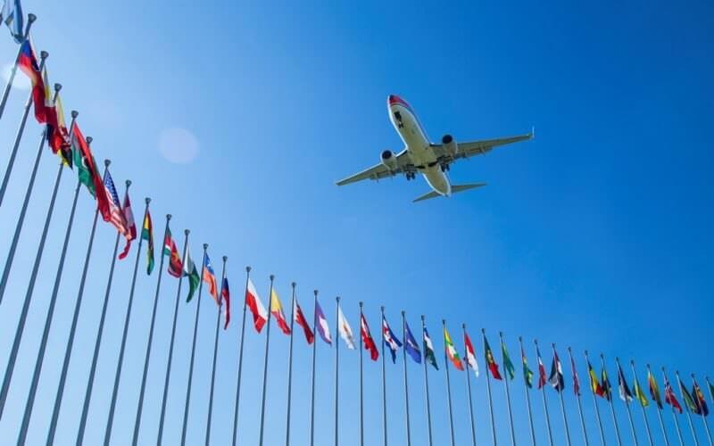 Hyvää kansainvälistä siviili-ilmailupäivää!